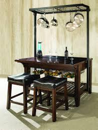 Kitchen Island With Pot Rack Intercon Dining Room Kona Metal Pot Rack Ka Ca Rack Rai C