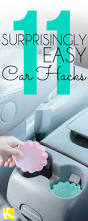 11 amazing hacks to keep your car clean and organized organizing