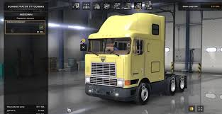 2016 kenworth cabover international 9800i cabover beta truck american truck simulator