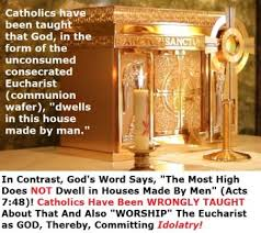 Council Of Trent Decree On The Eucharist Catholic Beliefs From Second Vatican Council Examined