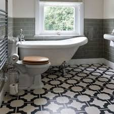 Bathroom Flooring Vinyl Ideas Celtic Floor Pattern In A Bathroom Vinyl Flooring Harvey Miller Uk