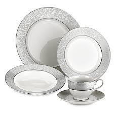 mikasa parchment dinnerware bed bath beyond
