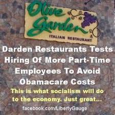 darden restaurants obamacare pin by valerie trombetta downes on political
