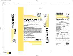mecadox fda prescribing information side effects and uses