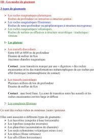 chambre magmatique d馭inition le magmatisme a mineralogie pdf