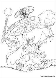Coloriage Thor choisis tes coloriages Thor sur coloriez com