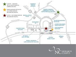 App State Campus Map by 350 Acre Campus North Carolina Research Campus