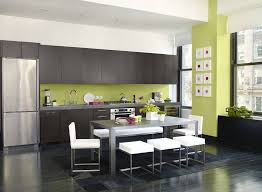 Grey Kitchen Walls With Oak Cabinets Kitchen Grey Kitchen Cabinets Kitchen Wall Ideas Blue Gray