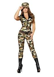 Army Costumes Halloween Camo Cutie Women Army Costume 65 99 Costume Land