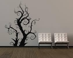 tim burton tree haku inspiration