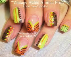 animal nail art designs choice image nail art designs