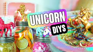 diys for unicorn lovers youtube
