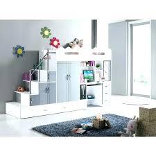 lit mezzanine avec bureau intégré lit et bureau lit et bureau enfant lit combine bureau fille lit