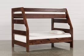 Sedona TwinFull Bunk Bed Living Spaces - History of bunk beds