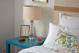 Skinny Wall Table by Diy Nightstand Ikea Lack Table Hack Smart Diy Solutions For Renters