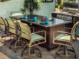 Used Patio Furniture Atlanta Patio U0026 Pergola Wrought Iron Ohana Outdoor Furniture Design For
