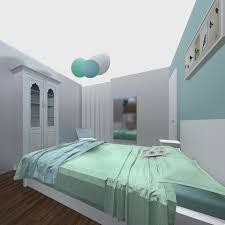 deco chambre turquoise chambre turquoise et gris waaqeffannaa org design d intérieur et