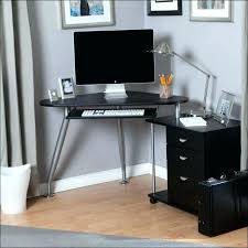 Black Corner Office Desk Corner Black Desks Large Size Of Glass Corner Office Desk Black