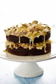 elegant and easy cake recipes german chocolate chocolate cake