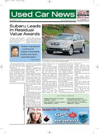 nissan finance voluntary repossession 12 6 10 by used car news issuu