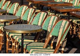 Blue Bistro Chairs Bistro Chairs Stock Photos U0026 Bistro Chairs Stock Images Alamy