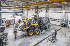 konecranes way up magazine maintenance