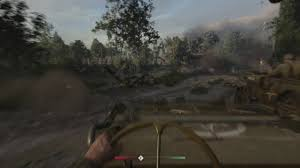 call of duty jeep green call of duty ww2 use jeep get to charlie company youtube