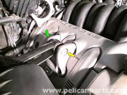 porsche cayenne coil pack and spark plug replacement 2003 2008