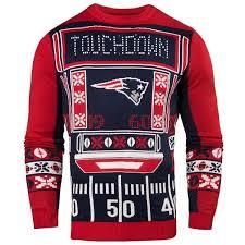 patriots sweater patriots light up sweater patriots proshop