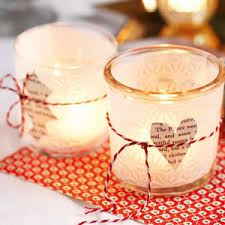 make your own christmas tea lights christmas crafts