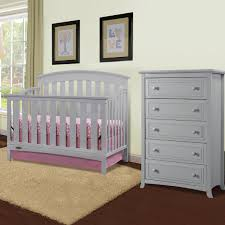 Graco Crib Convertible by Graco Cribs Arlington 2 Piece Nursery Set Convertible Crib And