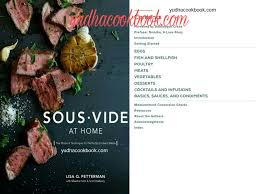 modernist cuisine pdf sous vide at home the modern technique for perfectly cooked meals