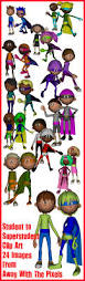 24 best monsters robots and alien clip art images on pinterest
