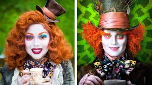 mad hatter makeup charisma star youtube