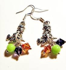 20 scary creative u0026 unique halloween ear rings ideas designs