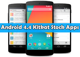kitkat contacts apk android 4 4 kitkat stock apps to re designed your device