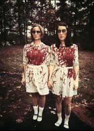 Unconventional Halloween Costumes Grady Twins Shining Halloween Costume Disfraces