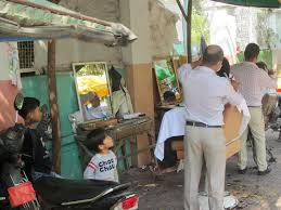 haircuts in phnom penh can seem much like a picnic u2013 i on cambodia