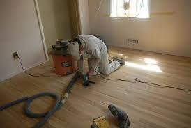 how to fix water damaged wood floor designing idea