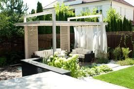 Curtains For Pergola 23 Modern Gazebo And Pergola Design Ideas You U0027ll Love Shelterness