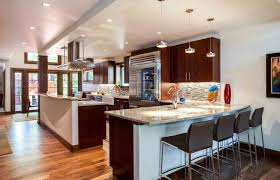 Transitional White Kitchen - kitchen stunning transitional kitchen white kitchen island wood