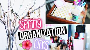 diys to get organized for spring diy room decor for jewelry more
