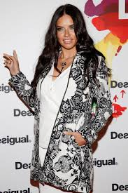 new york hair show 2015 adriana lima at desigual fall 2015 fashion show in new york