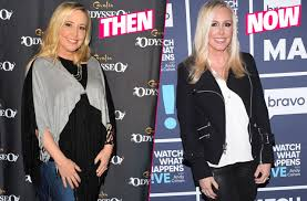 Shannon Beador Home by Shannon Beador U0027s Weight Gain Transformation Exposed