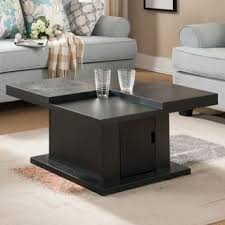Square Living Room Tables Square Coffee Tables For Less Overstock