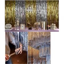 Gold Foil Curtain by Foil Curtain Gold Curtain Menzilperde Net
