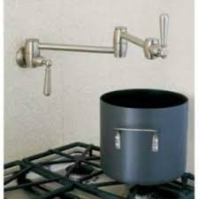 pot filler faucets www afsupply com
