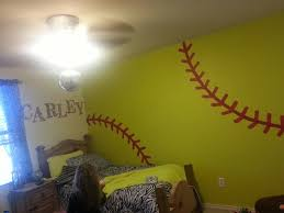 Softball Bedroom Ideas | softball fun stuff pinterest softball bedroom room and