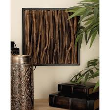 greensmart decor 20 in x 20 in artificial maya wall panels set