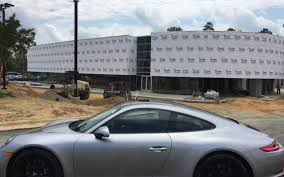 hendrick porsche opening new bigger dealership in early august
